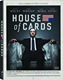 House Of Cards: The Complete First Season (3pc) [DVD] [Region 1] [NTSC] [US Import]