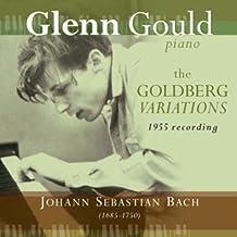 Glenn Gould: The Goldberg Variations 1955 Recording