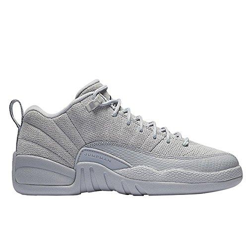 Nike Air Jordan Xii Retro Low GS - 308305002 - Farbe: Grau - Größe: 36.5