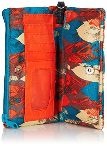 Kavu Damen Portemonnaie clutch-n-go Phoenix Feather