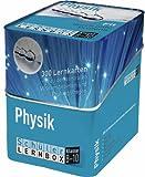 Schüler-Lernbox Physik Klasse 8-10: 300 Lernkarten zu den zentralen Wissensgebieten und Prüfungsfragen