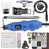 SPTA 161 Teilig 230V 180W Leistung Mini Schleifer Schleifger Multifunktionswerkzeug Schleifmaschine Mehrzweckschleifmaschine Set