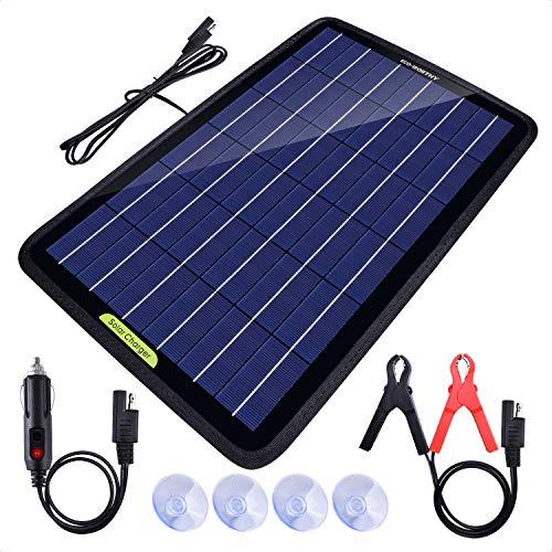 Imagen de Panel Solar Portátil Eco-worthy por menos de 40 euros.