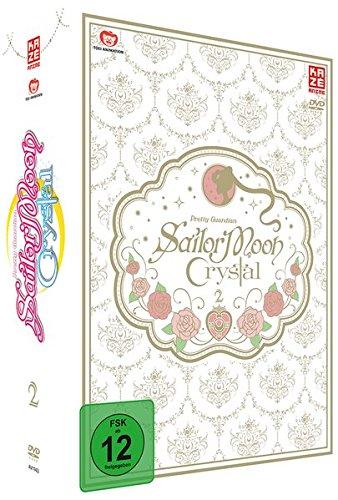 Sailor Moon Crystal - Vol.3 + Sammelschuber [Limited Edition] (2 DVDs)