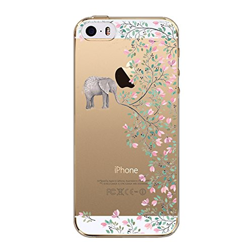 iphone-se-5-5s-case-clear-ucmda-ultra-slim-soft-tpu-silicone-back-rubber-bumper-protector-cover-case
