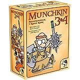 Pegasus Spiele 17224G - Munchkin 3+4