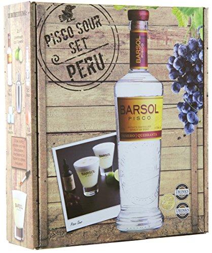 Barsol Pisco Sour Set Peru (1 x 1 l) Test