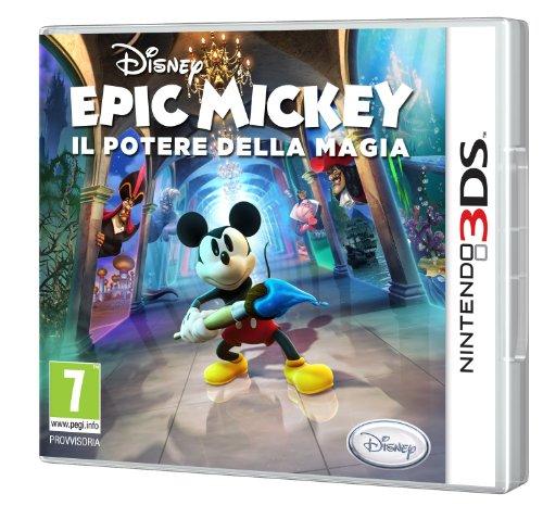 Disney Epic Mickey: Il Potere Della Magia