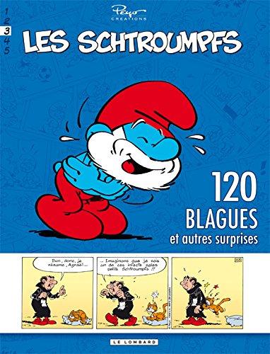 Schtroumpfs (120 Blagues) - tome 3 - 120 blagues et autres surprises T3