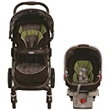 Graco Stylus Click Connect Travel System (Roundabout)