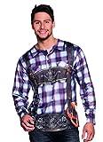 Boland 84176 Fotorealistisches Shirt Werner, Mens, M