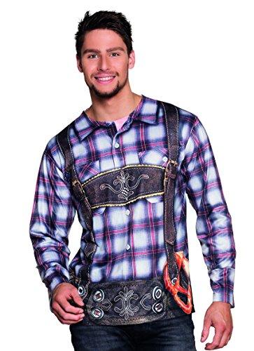 Boland 84178 Fotorealistisches Shirt Werner, Mens, XL
