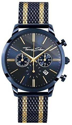 Thomas Sabo, Reloj para Hombre WA0290-286-209-42 mm