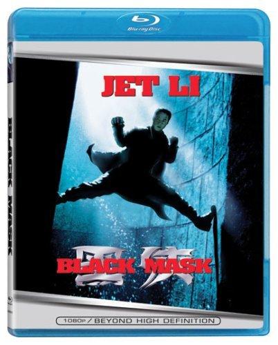 Black Mask (artisan) [Blu-ray] by Jet Li