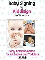 Baby Signing by Kiddisign - British Version