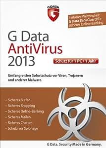 G Data AntiVirus 2013 [Download]
