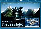 Naturwunder Neuseeland - in Bild und Text (Wandkalender 2019 DIN A3 quer): Das schönste Ende der Welt (Monatskalender, 14 Seiten ) (CALVENDO Natur)