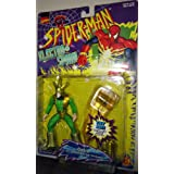 """Spider-Man Electro Spark ELECTRO 5"""" with sparking electro sled"""