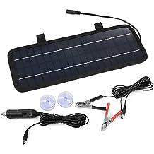 XCSOURCE Pannello solare 4.5W 12V caricabatteria per auto Automobile Moto crogiolo di camion BC566