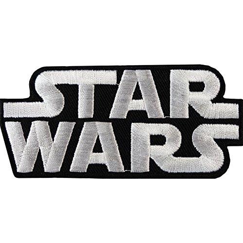 Parche bordado Star Wars coser pantalones vaqueros