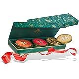 VAHDAM, set regalo per tè Chai | Le cose preferite di Oprah| Ginger Chai, Cannella Chai, Maharani Oolong Chai | idee regalo san valentino | san valentino per lei