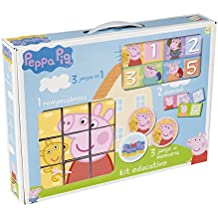 Cefa 88234 - Kit Educativo Peppa Pig