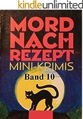 Mord nach Rezept - Band 10: Die Retro-Edition - mit zwei Dutzend Krimis zurück in die Achtziger