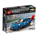 LEGO Speed Champions - Deportivo Chevrolet Camaro ZL1, juguete...