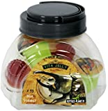 REPTILES PLANET Nourriture Vita Jelly Mix Insectes 10 Pièces
