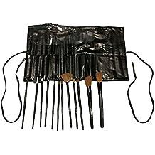 Vicmartin 39590 - Set de 6 pinceles con neceser