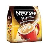 #5: Nescafe Blend & Brew Freshly Brewed With Milk-Mild 25 Sticks 3 in 1, 500g