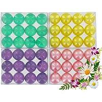 Lot de 4 cajas de 12 perlas de aceite de baño fantasías - FLORES
