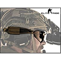 paintball militar airsoft gafas combate el boogie táctica regulador de gafas negro