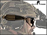 Best Airsoft Goggles - Military Tactical Airsoft Shooting Goggle Combat Boogie Regulator Review