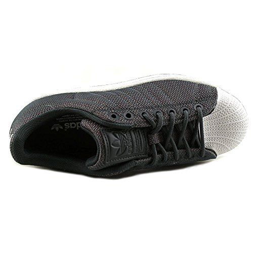 Adidas Superstar Woven Synthétique Baskets Onix-Onix-FtwWht