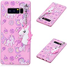 coque samsung galaxy note 8 licorne