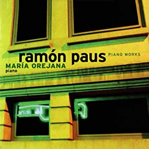 Piano Works (Maria Orejana)