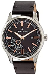 Daniel Klein Analog Brown Dial Mens Watch - DK11499-3