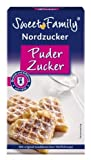 Sweet Family Nordzucker - Puderzucker - 250g