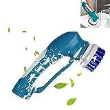 PANGUN Loskii Bc-686 Scrubber Cordless Palmare Elettrica Cleaner Spazzola Bagno Pulito Pulizia Kit Di Strumenti