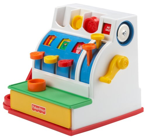 Image of Fisher-Price Cash Register