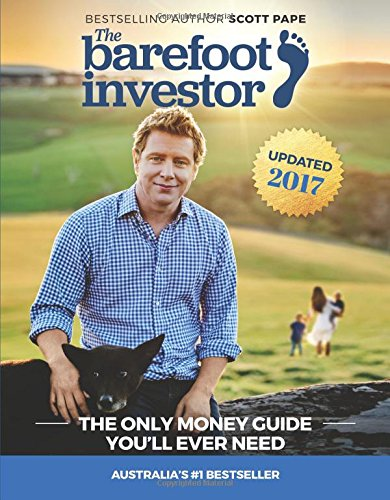 The Barefoot Investor Cover Image