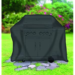 Tepro 8105 Large Universal Cover for Gas Grill – Black