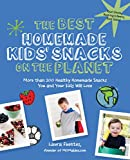 Best Kids Lunches On The Planets - The Best Homemade Kids' Snacks on the Planet: Review