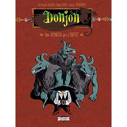 Donjon Potron-Minet, tome 97 : Une jeunesse qui s'enfuit