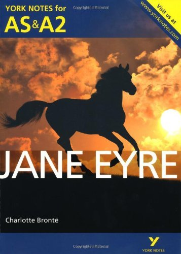 Jane Eyre: York Notes for AS & A2 (York Notes Advanced) by Sayer, Dr Karen (July 29, 2013) Paperback