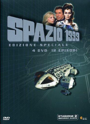 Spazio 1999(edizione speciale)Stagione02Volume02Episodi37-48 [4 DVDs] [IT Import] (Pam Anderson Dvd)