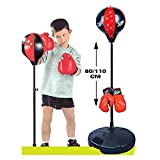 Abree Kinder Boxen Training Tools Fitness Equipment Boxhandschuhe Vertikal Boxing