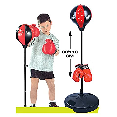 Abree Children Boxing Training Tools Fitness Equipment Boxing Gloves Vertical