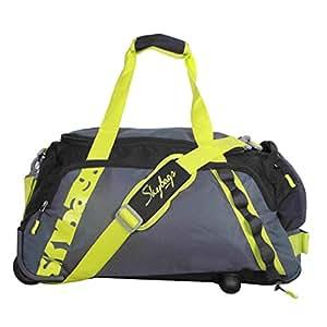 Skybags 55cm Unisex Cabin Soft Luggage Duffel Bag-DFTXENH55BLK (Black)